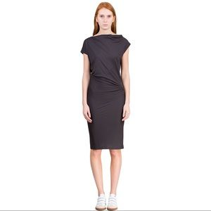 ISABEL MARANT Etoile Rumba Jersey Knit Dress 34/2